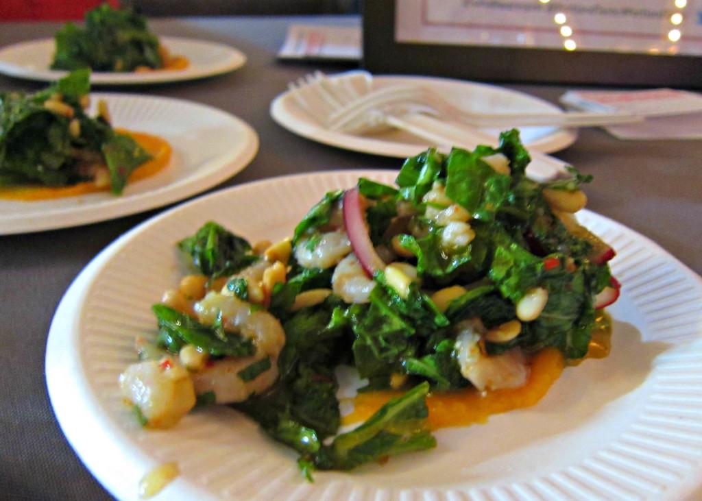 Smallwares Shrimp Salad