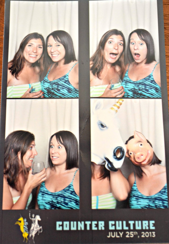 As always, Lauren and I had a great time with the photo booth.