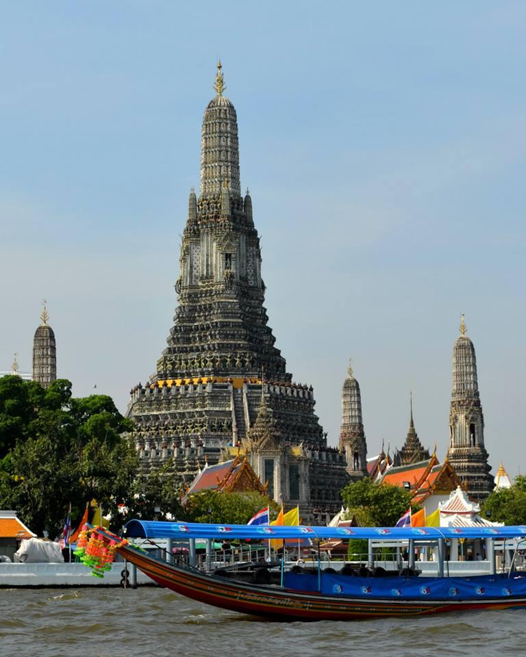 Canals of Bangkok. Photo credit: Marshall Hoffman