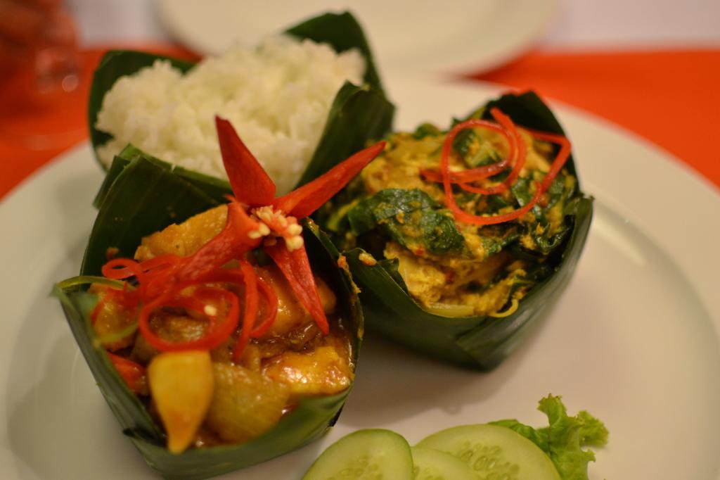 Khmer dinner