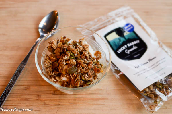 Lucky Rabbit Granola-1