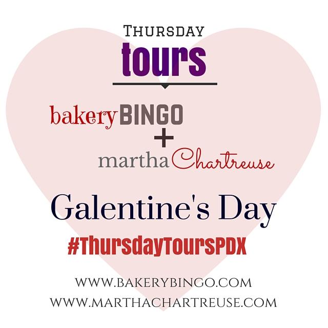 Thursday Tours Galentine's