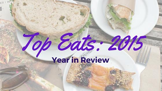 Top Eats- 2015