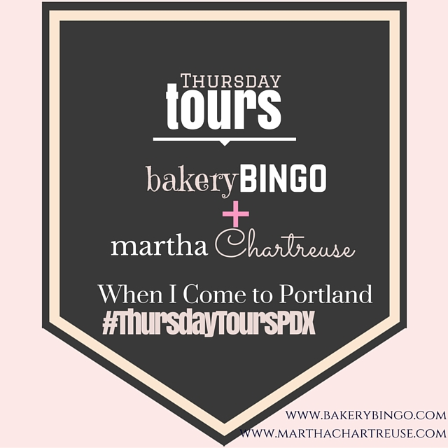 thursday tours when I come to portland
