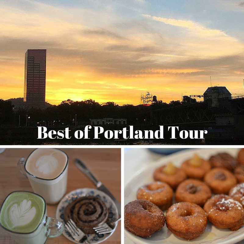 Best of Portland Tour