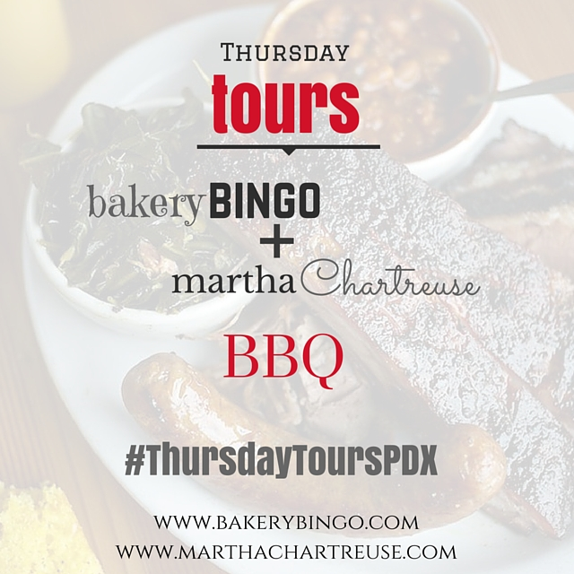 Thursday Tours BBQ